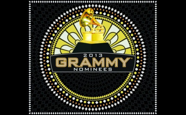 Nominalizari Grammy Awards 2013