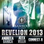 Revelion 2013 în Bamboo