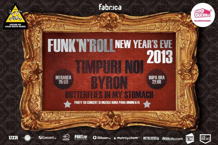 Revelion 2013 Club Fabrica