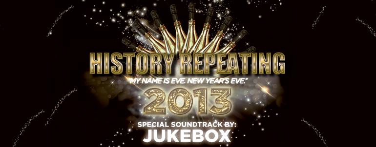 Revelion 2013 in Club Tribute