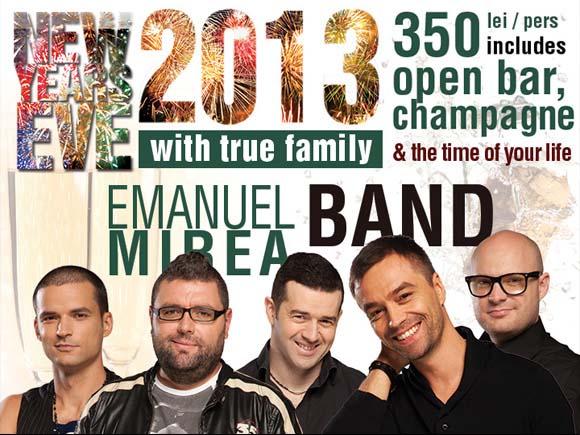 Revelion 2013 in True Club