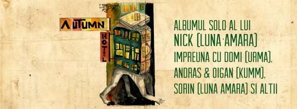 Autumn Hotel - Nick Făgădar