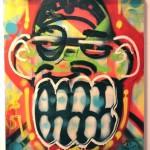 Chris Brown - Chompuzz paint