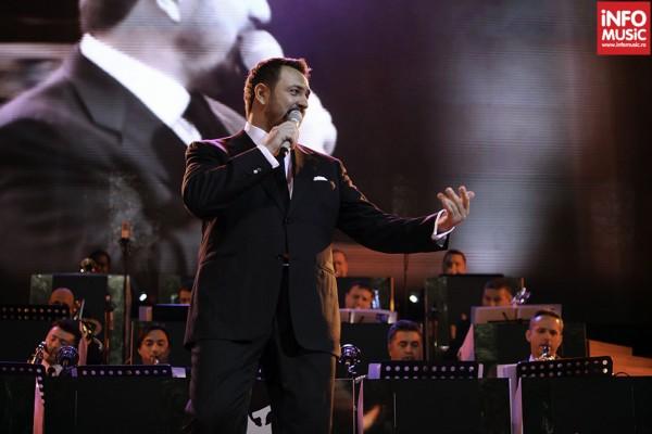 Horia Brenciu si orchestra sa HB