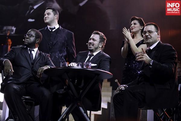 Horia Brenciu in concert la Sala Palatului pe 29 noiembrie 2012