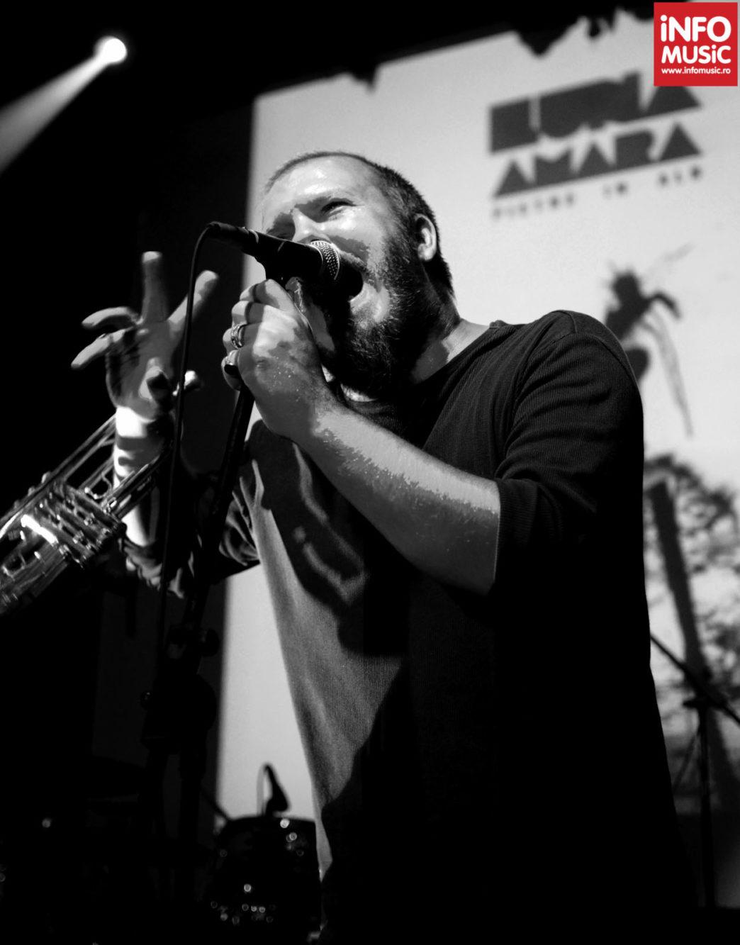 Luna Amară - Acustic la Sala Radio din Cluj Napoca