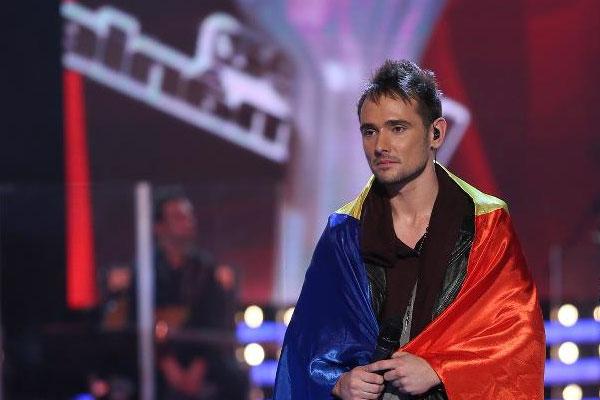 David Bryan live la Vocea Romaniei
