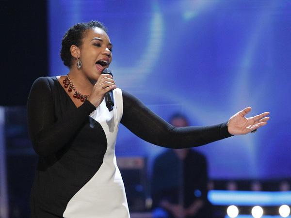 Julie Mayaya, câștigătoarea finalei Vocea României