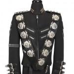Jacheta purtată de Michael Jackson în turneul Bad