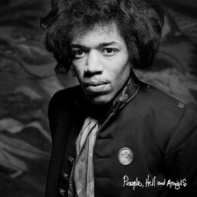 Jimi Hendrix - People, Hell and Angels Album