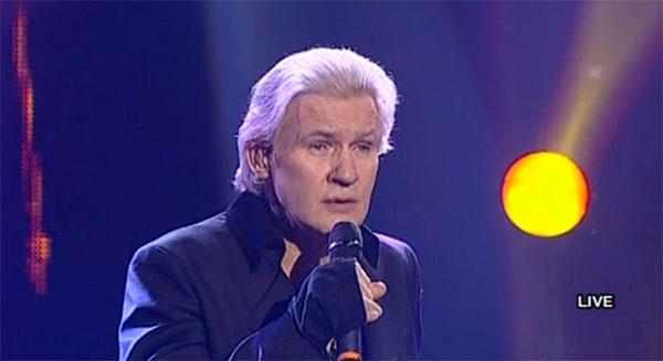 Johnny Logan, invitat la semifinala X Factor