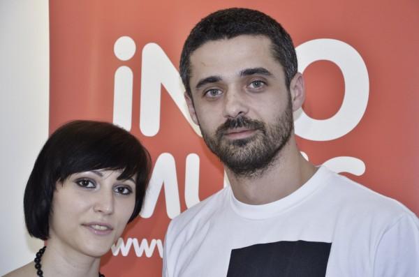 Nwanda si Alexandra Necula de la InfoMusic