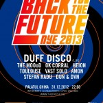 Revelion 2013 - Back to the future la Palatul Ghika