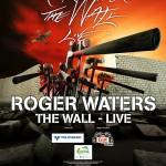 Posterul concertului ROGER WATERS de pe 28 august 2013 din Piata Constitutiei