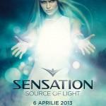 Posterul evenimentului Sensation 2013
