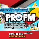 Supervelionul ProFM in Piata Revolutiei