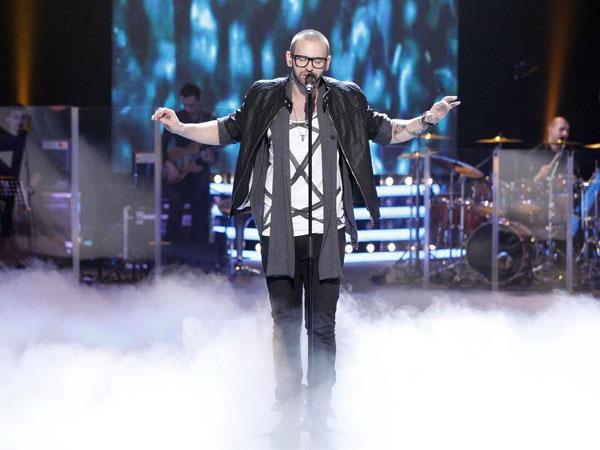 Silviu Pașca a ales Mad World în semifinala de pe 14 decembrie