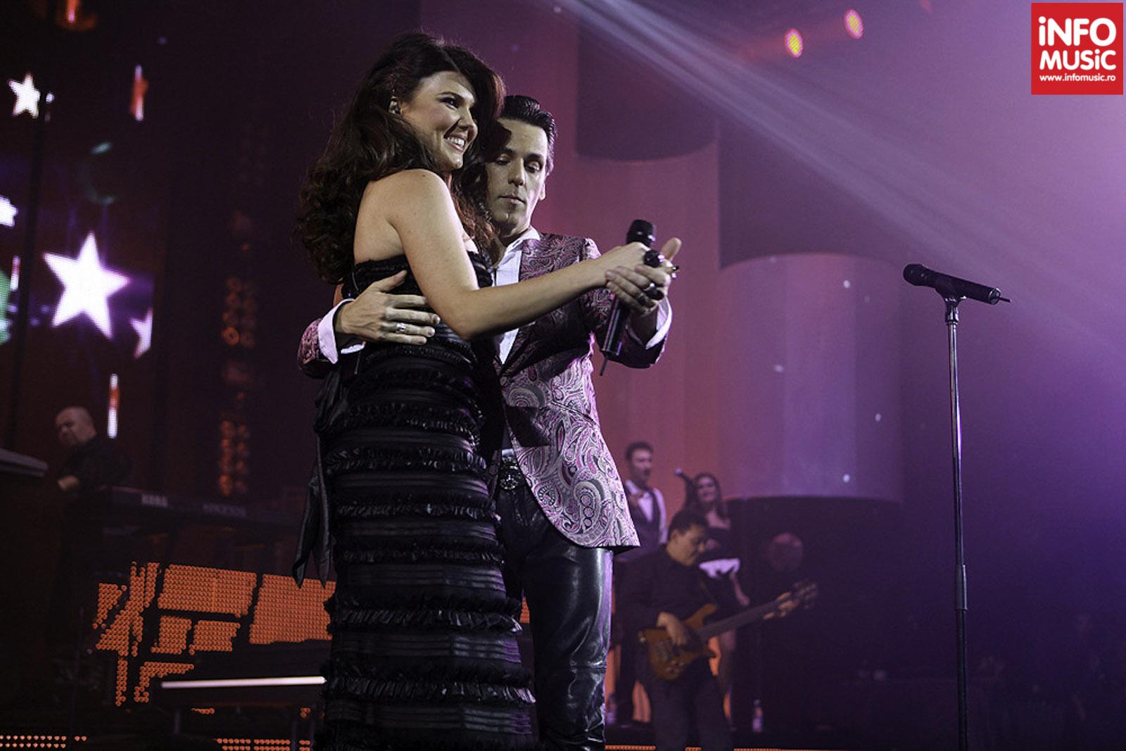 Stefan Banica si Paula Seling, Sala Palatului 2012