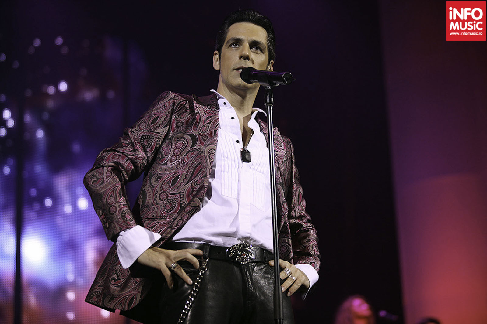 Stefan Banica in concert la Sala Palatului 2012