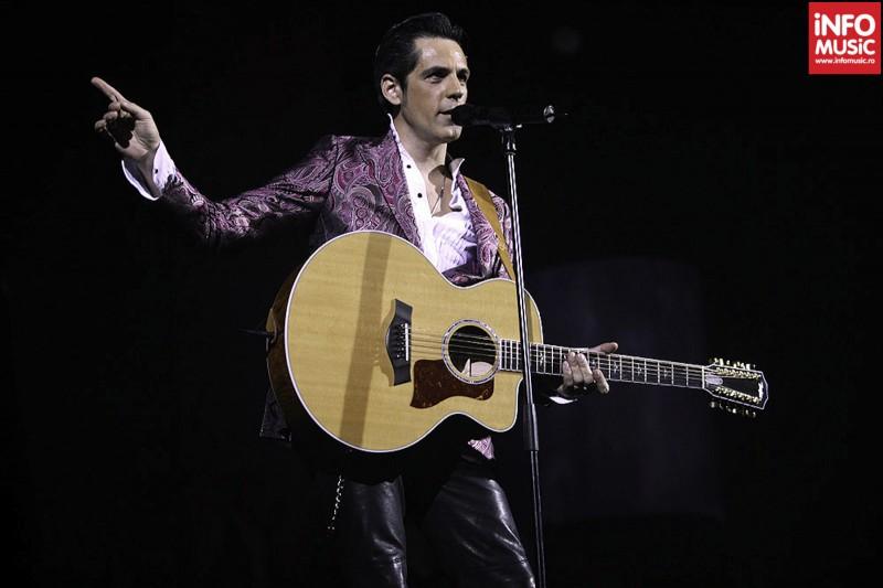 Stefan Banica in concert la Sala Palatului pe 13 decembrie 2012