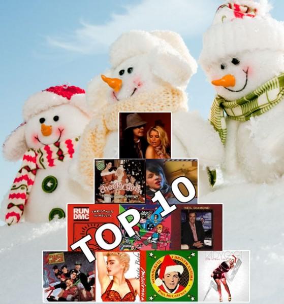 Un top 10 cu cele mai nereușite și amuzante piese de Crăciun