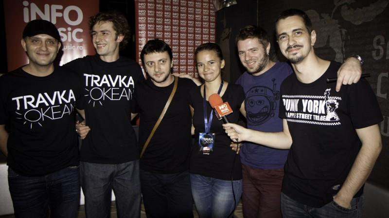 Interviu Travka la InfoMusic