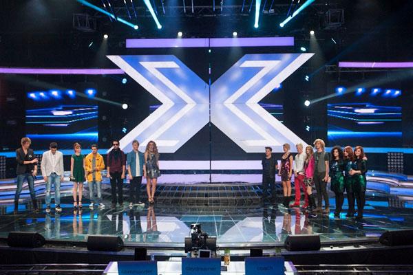 Gala românească la X Factor Romania