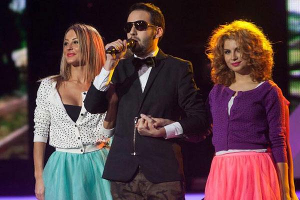 Ioan Man a cantat Ochii tai la X Factor Romania