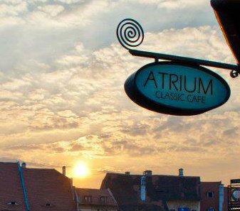 Atrium Classic Cafe din Sibiu