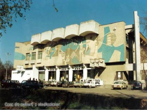 Casa de Cultură a Sindicatelor Oradea din Oradea