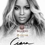 Concert Ciara Club Bamboo Bucuresti
