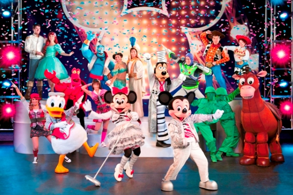 Disney Live! - Mickey's Magic Show