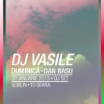 Poster DJ Vasile, Dan Basu