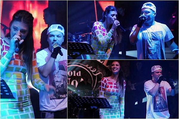 Antonia și Puya - Doamna și vagabondul, live Brașov 2013