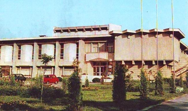 Casa de Cultura a Sindicatelor Râmnicu Vâlcea din Râmnicul Vâlcea