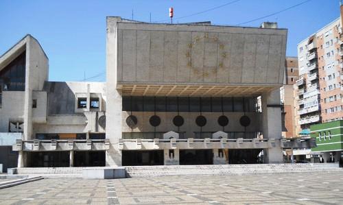 Casa de Cultură a Sindicatelor Satu Mare din Satu Mare