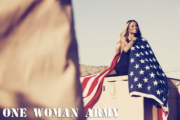 Ciara - One Woman Army