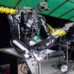 Fingers, robotul chitarist din Compressorhead