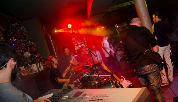 Trupa FreeStay în True Club pe 5 ianuarie 2012