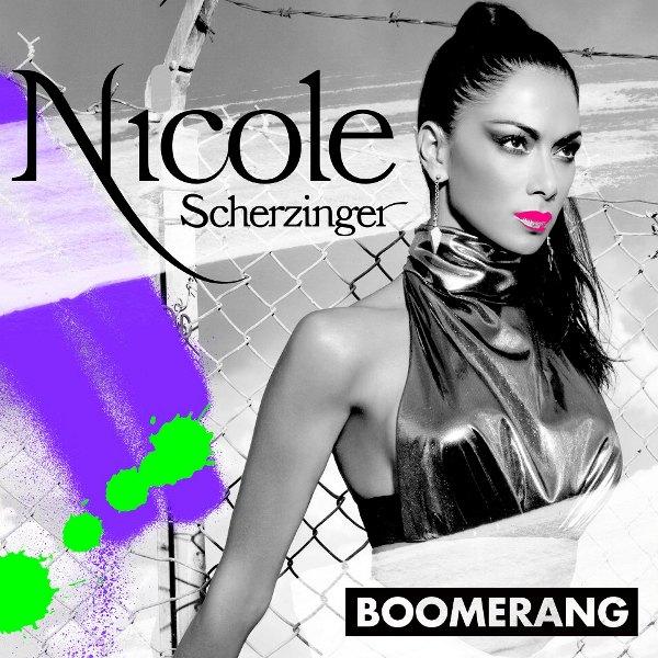 "Nicole Scherzinger - ""Boomerang"" Single Cover"