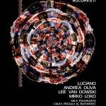 Poster Candeza Night cu Luciano la Sala Palatului, București pe 16 februarie 2013