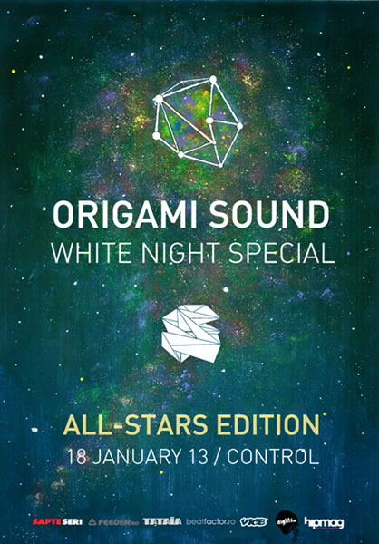 Origami Sound White Night Special: All-Stars Edition