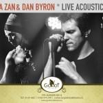 Luiza Zan & Dan Byron - Live Acoustic Duo