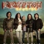 Joi 31 ianuarie, KRYPTON va concerta la Hard Rock Cafe