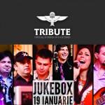 Concert JUKEBOX in Club TRIBUTE pe 19 ianuarie 2013