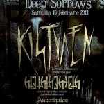 A Night of Deep Sorrows – Kistvaen, Hteththemeth si Amarthalos live in Ageless Club