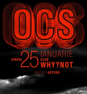Concert OCS in Why?Not