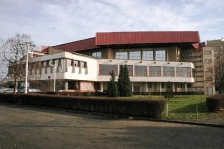 Sala Sporturilor Arad din Arad