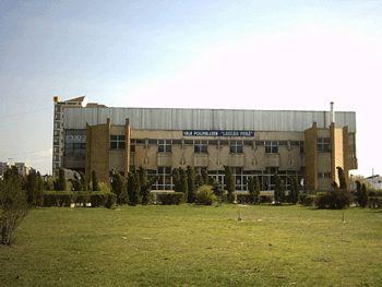 Sala Sporturilor Baia Mare din Baia Mare