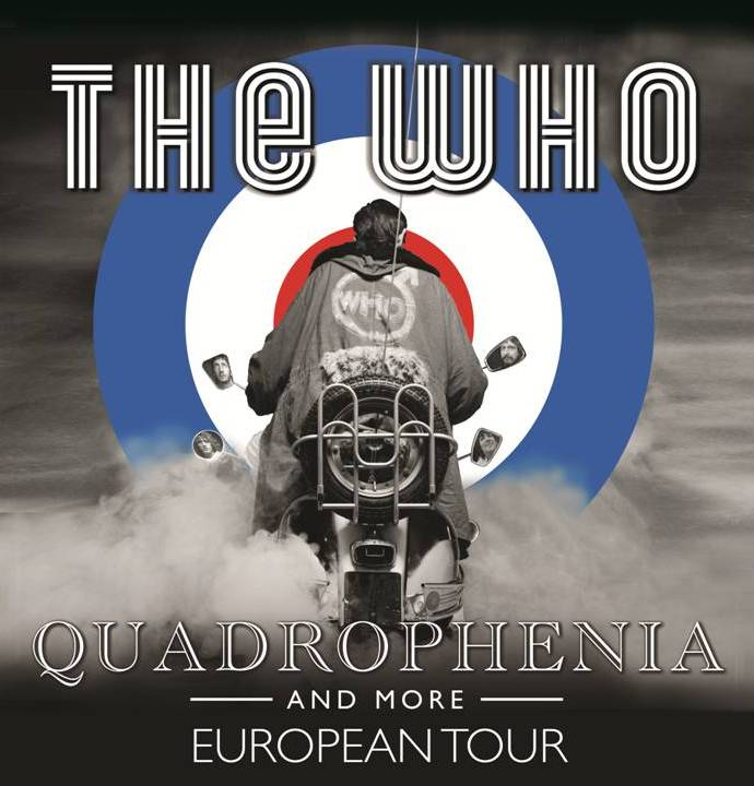 THE WHO - Quadrophenia and more Tour